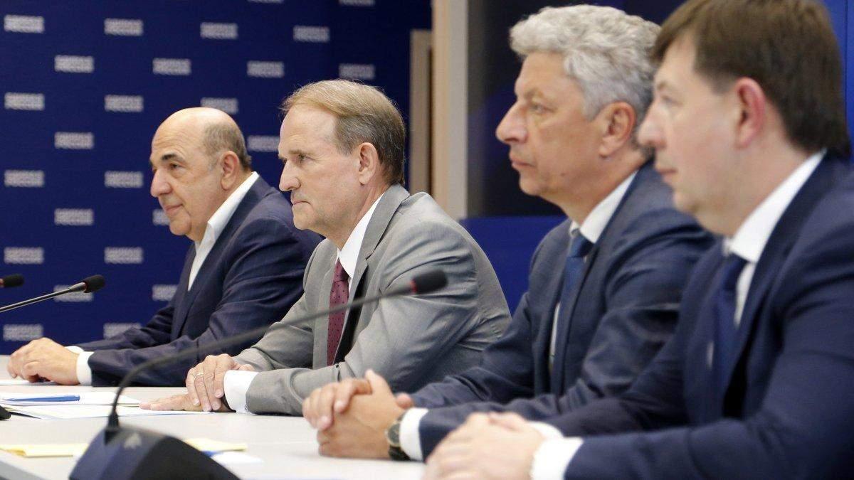 Скандальне подання в КСУ: хто з депутатів підписався - повний список