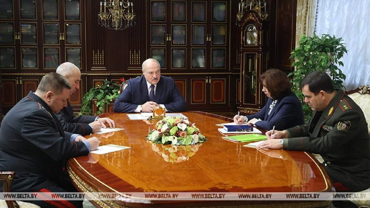 Лукашенко сменил главу МВД, это связано с протестами