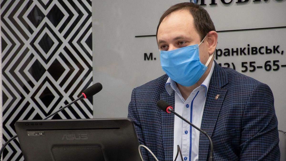 В Ивано-Франковске 558 домов и 3 больницы остались без газа и тепла