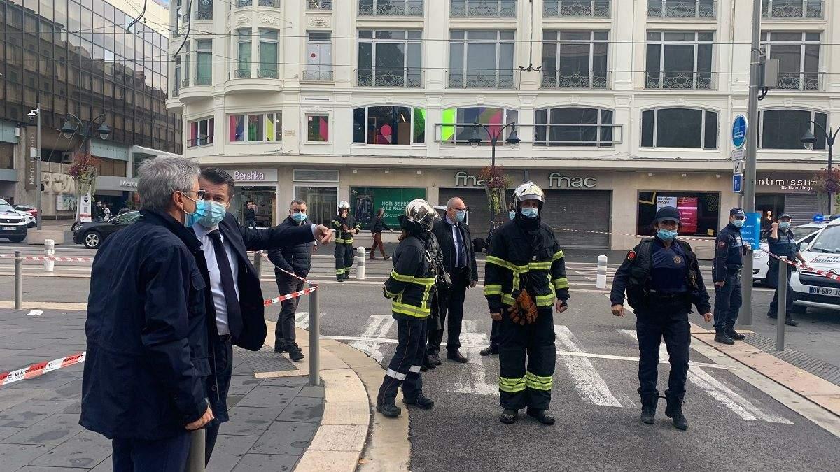 Теракт в Ницце: какие вещи нападающего нашли