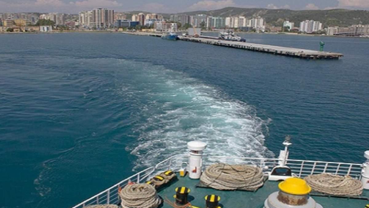 У порту Албанії затримали яхту з українцями, – ЗМІ