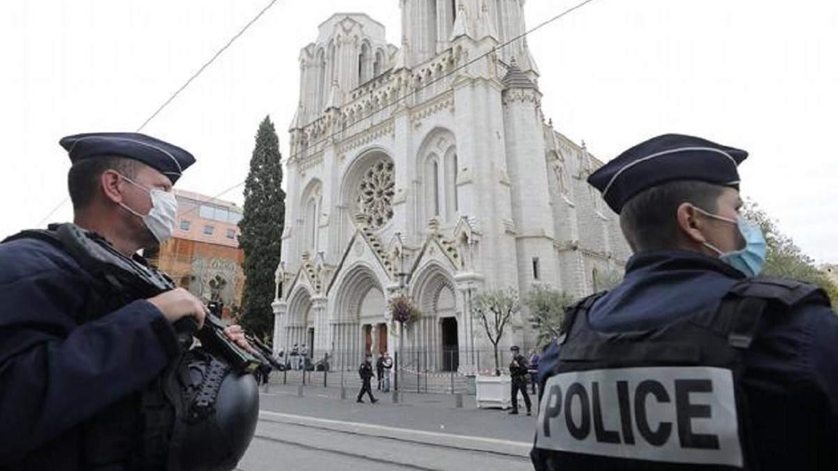 Затримали ще одного підозрюваного у теракті в Ніцці
