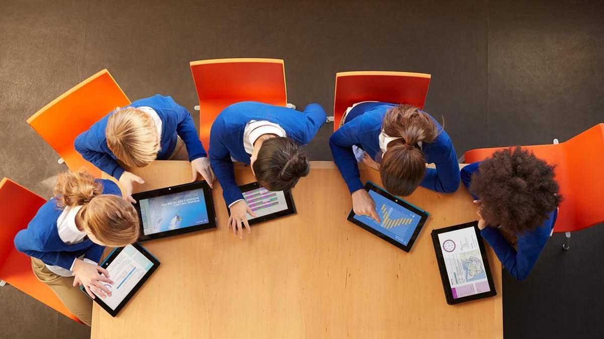 Електронна школа в Україні