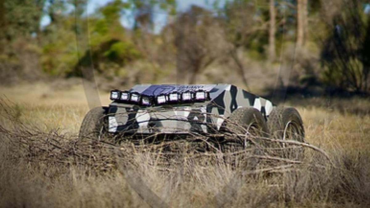 Австралійський винищувач танків. Робот-собака Spot у Чорнобилі