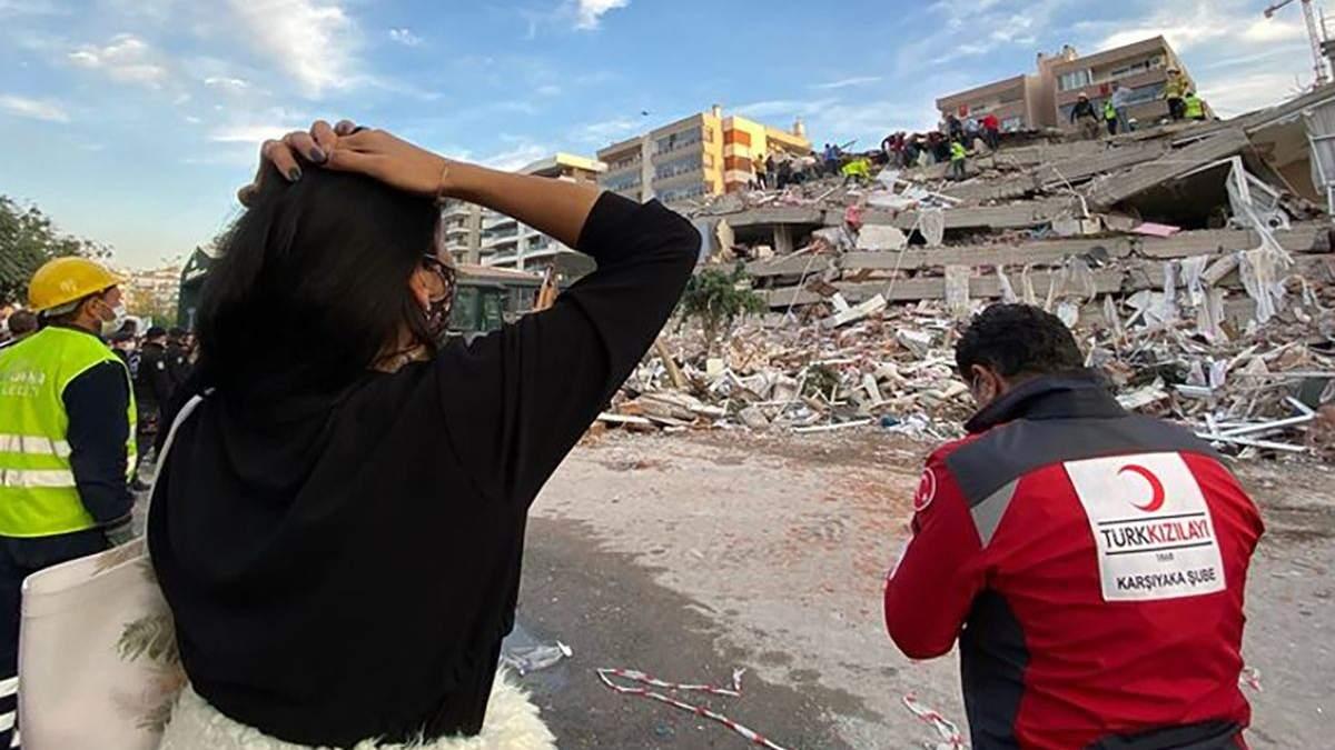 Сила землетрясения в Турции 2020: возможны новые толчки