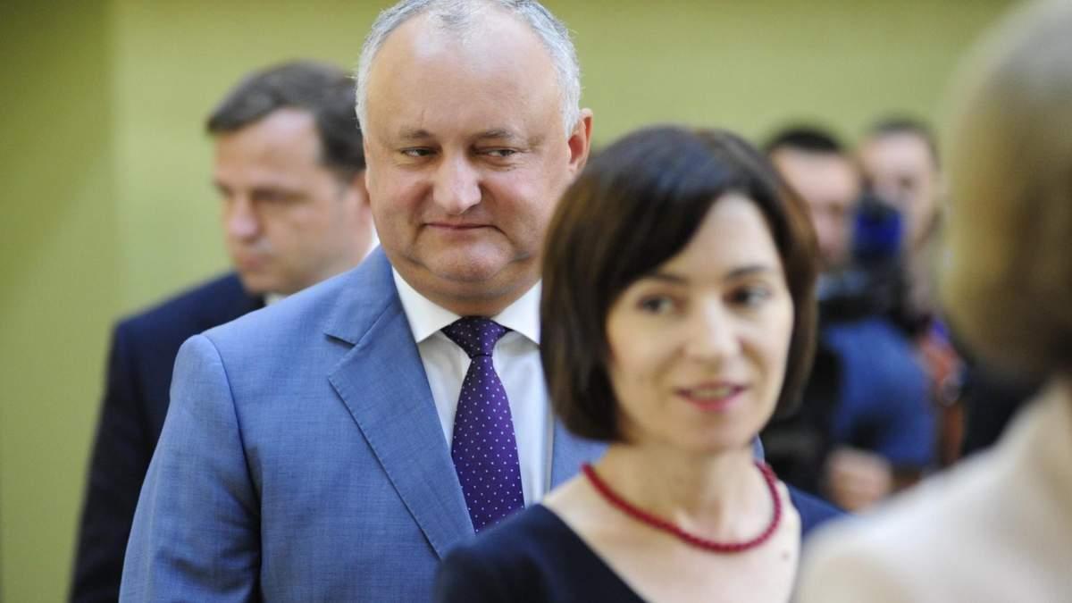 Президентські вибори в Молдові 2020: кандидати і рейтинги