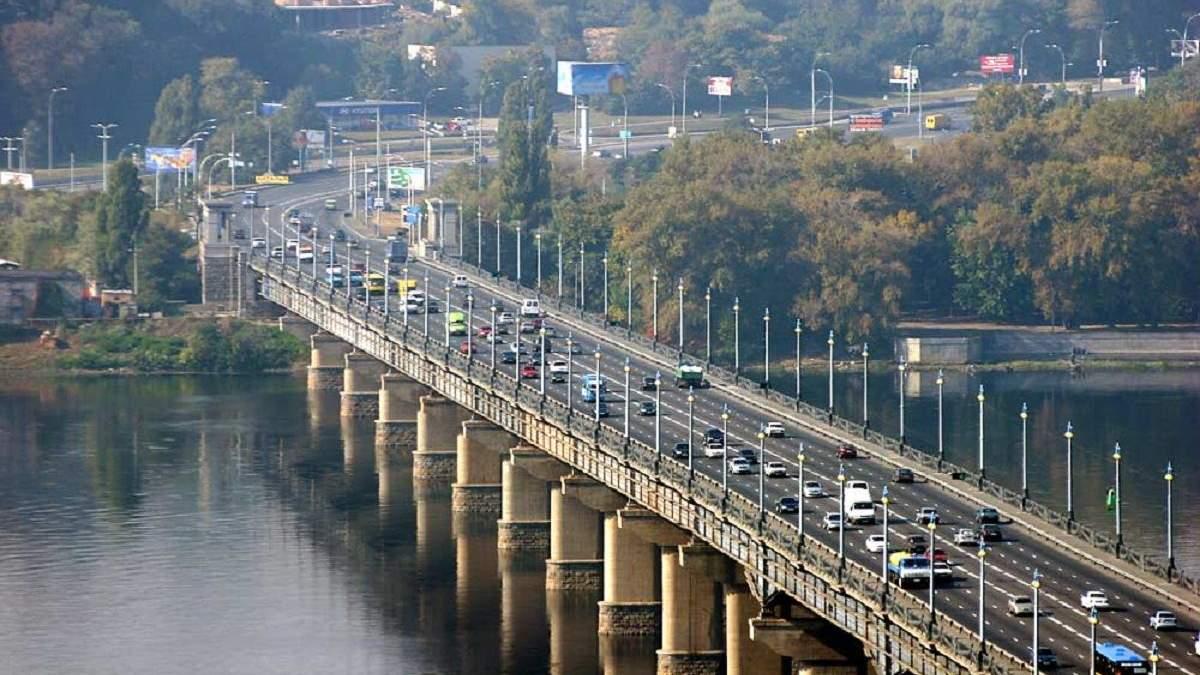 Замінування мосту Патона в Києві: що відомо про мінувальника