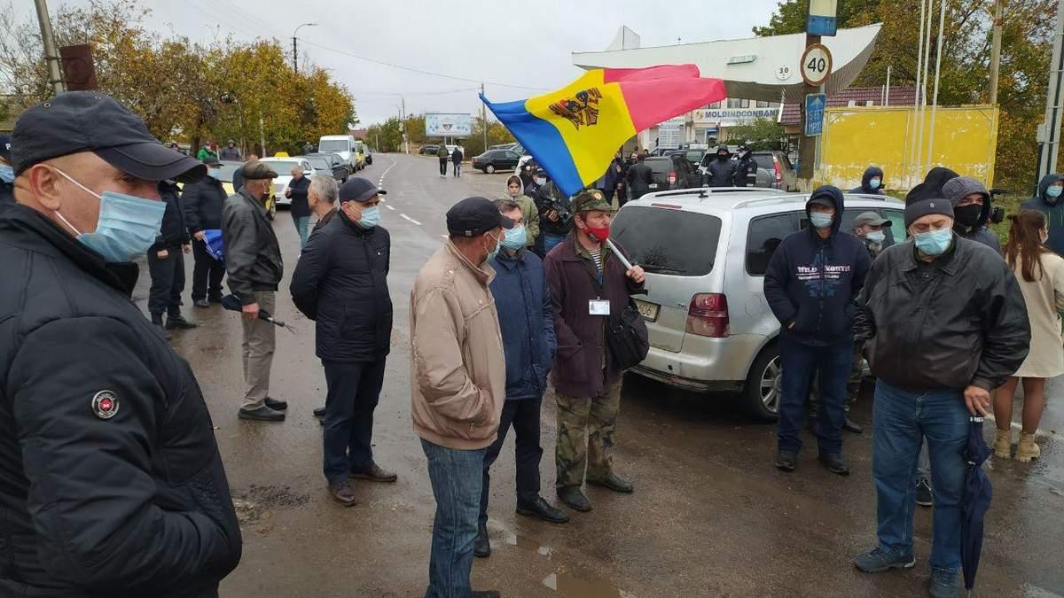 Голосувати в Молдові завозять мешканців Придністров'я: порушення