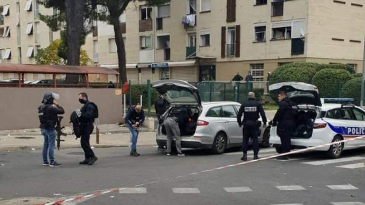 У Франції в Монпельє сталася перестрілка: є поранений – відео