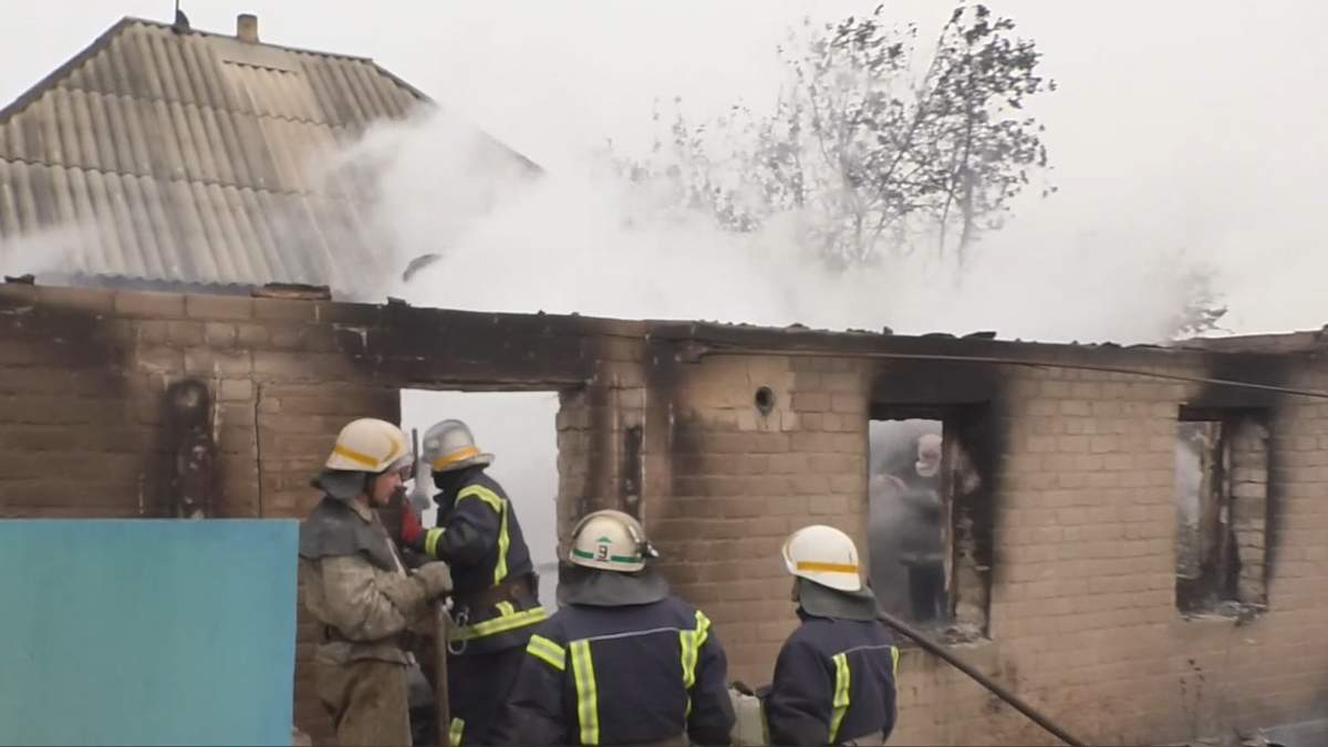 Месяц после пожаров на Луганщине: оправились ли люди от пережитого