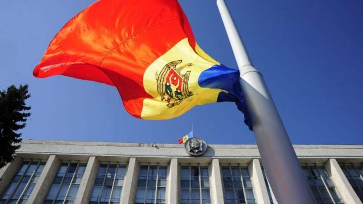 У Молдові 1.11.2020 офіційно відбулися президентські вибори