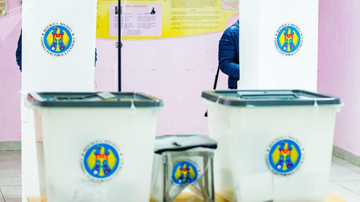 Вибори президента Молдови 2020: хто переміг за результатами екзитполів
