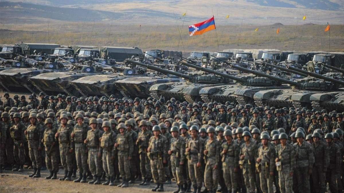 Нагорный Карабах - почему Армения проигрывает Азербайджану - Канал 24