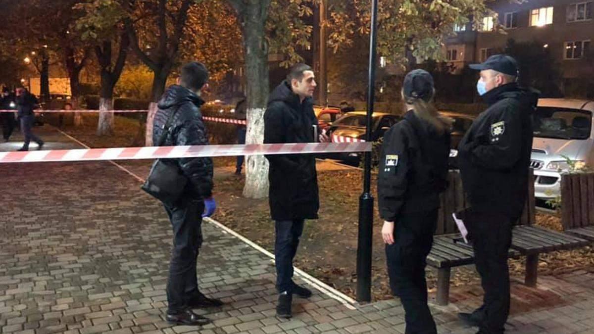 Стрельба в Ивано-Франковске: мужчина ранил прохожих