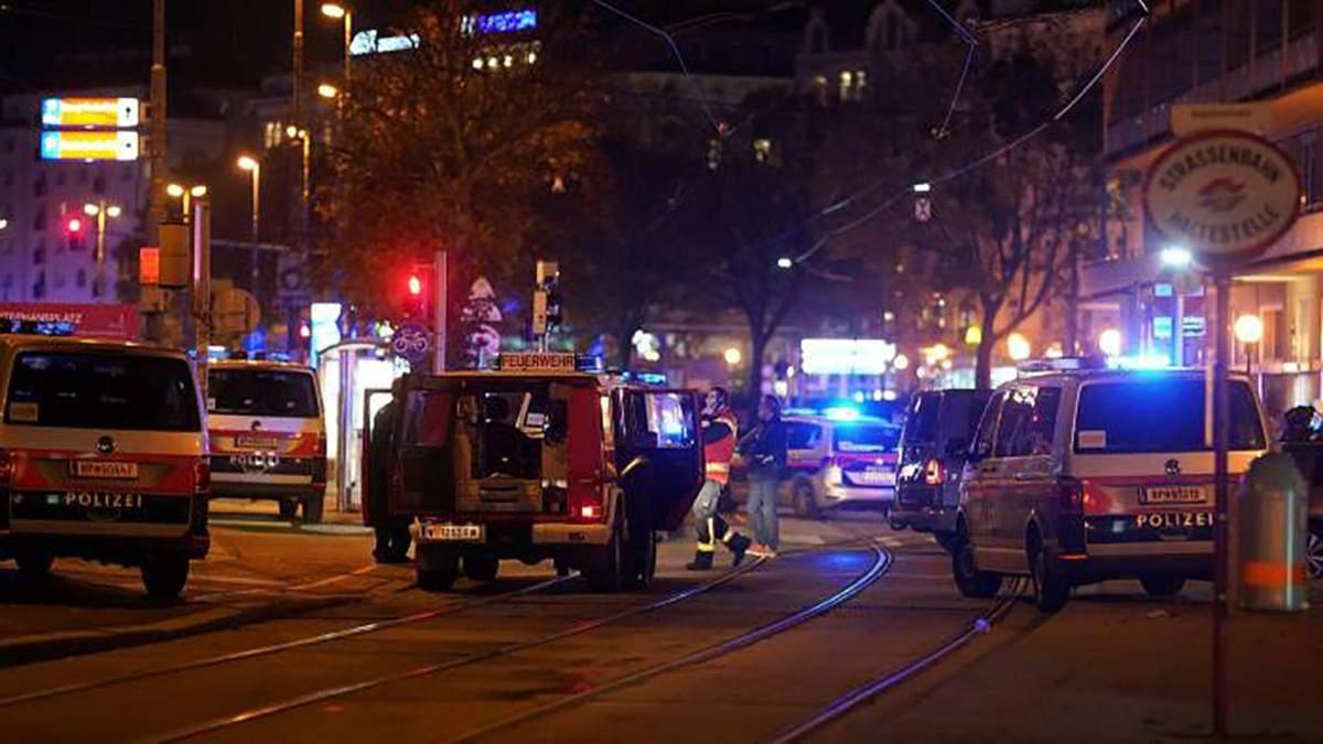 Теракт у Відні 2 листопада 2020: що відомо про жертв і поранених