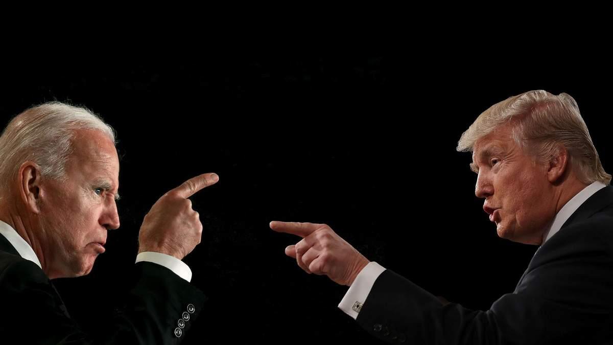 Трамп, Байден: известны ли результаты выборов в США - Канал 24