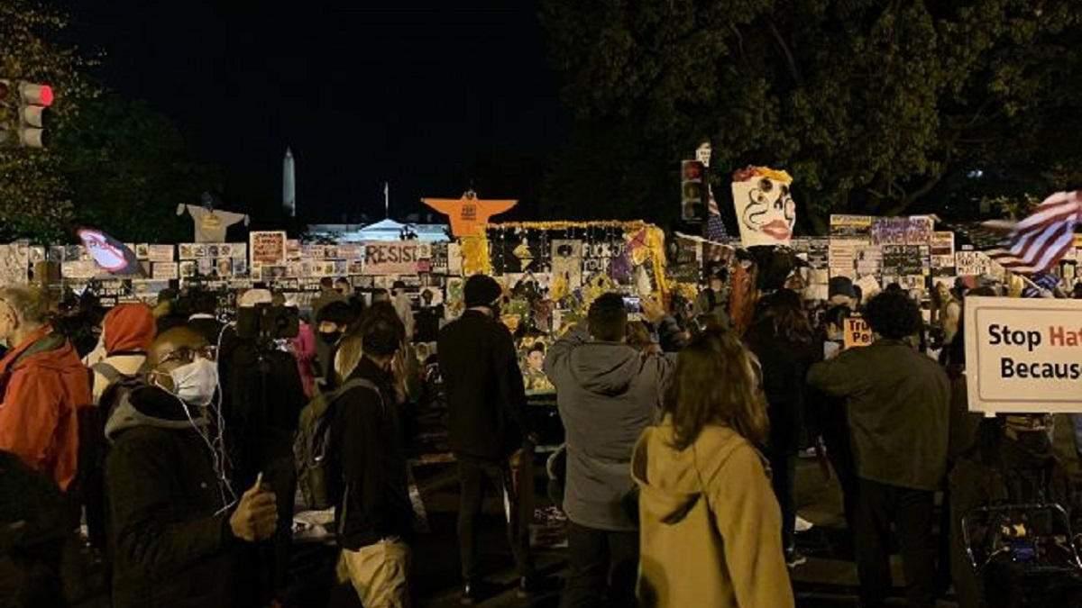 Ситуація в Америці менш мирна, ніж був Майдан в Україні, – Гончарук
