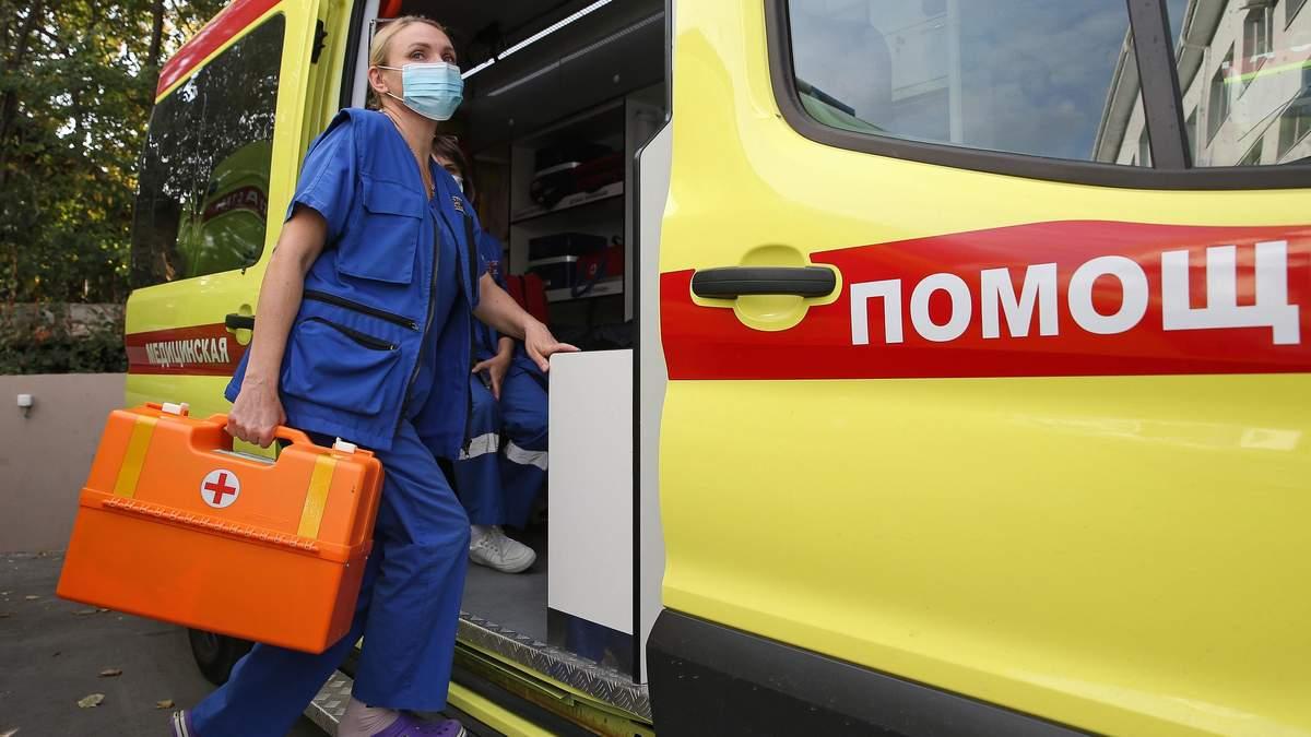 У Зеленського заявили, що у Криму катастрофічна епідситуація