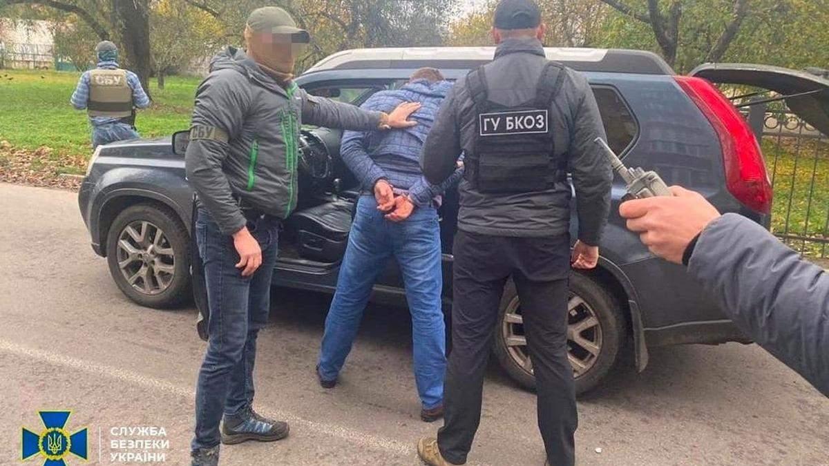 Депутата Чернігівської облради жорстко затримали за хабар