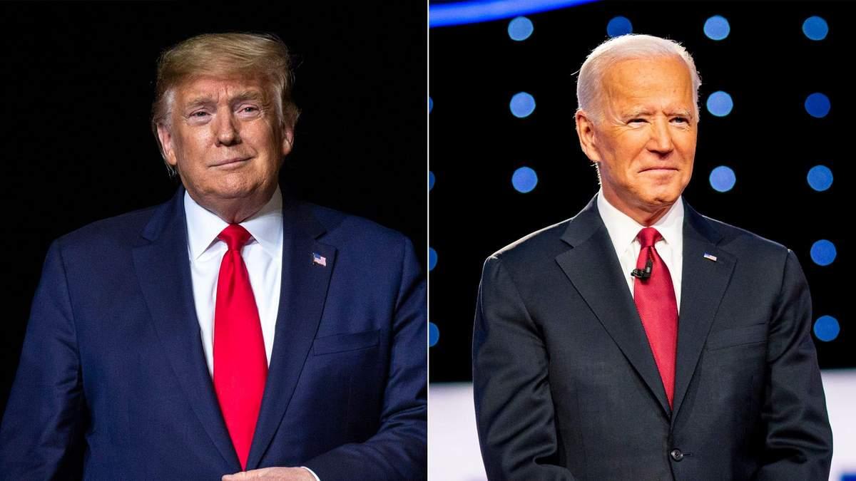 Дональд Трамп чи Джо Байден: чому надто рано говорити про перемогу?