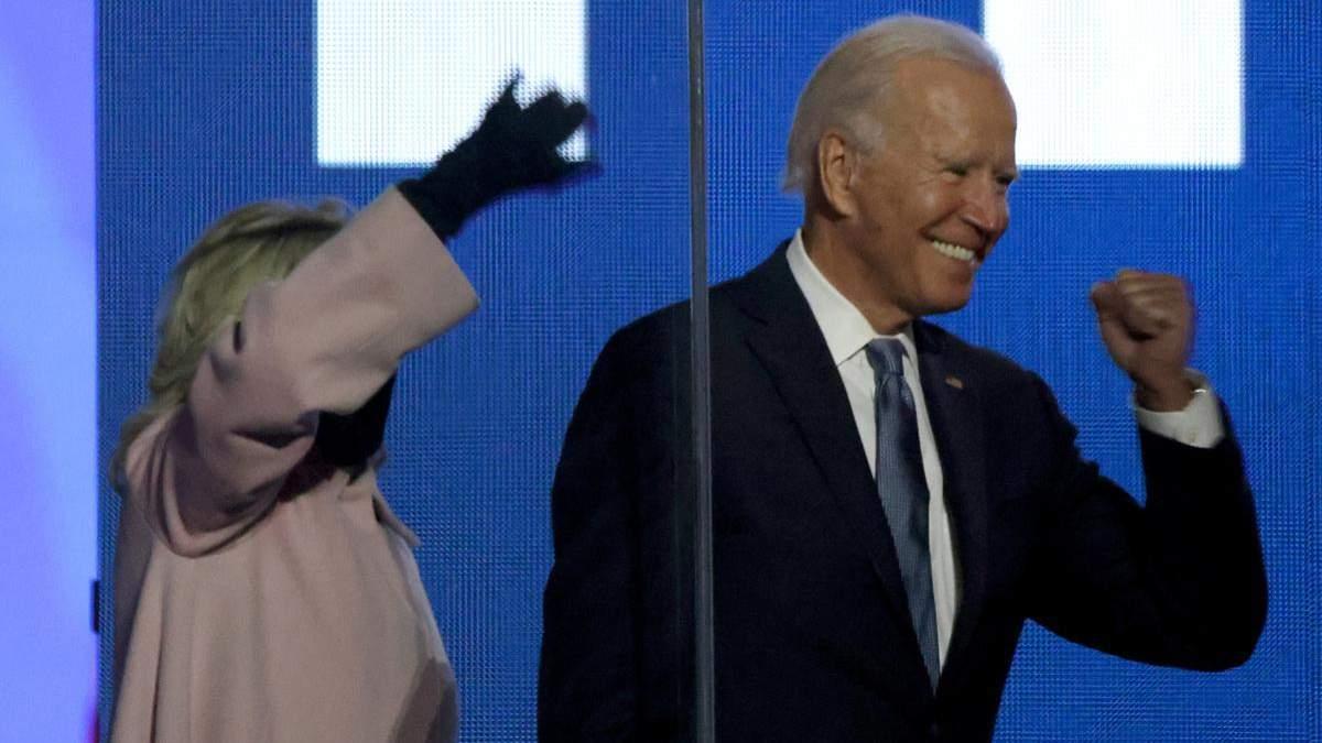 Байден отримав найбільше голосів за всю історію виборів президента США