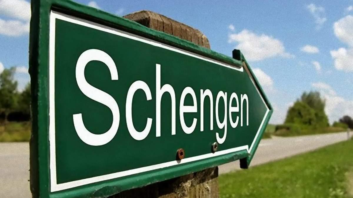 Макрон хоче переглянути Шенгенську зону