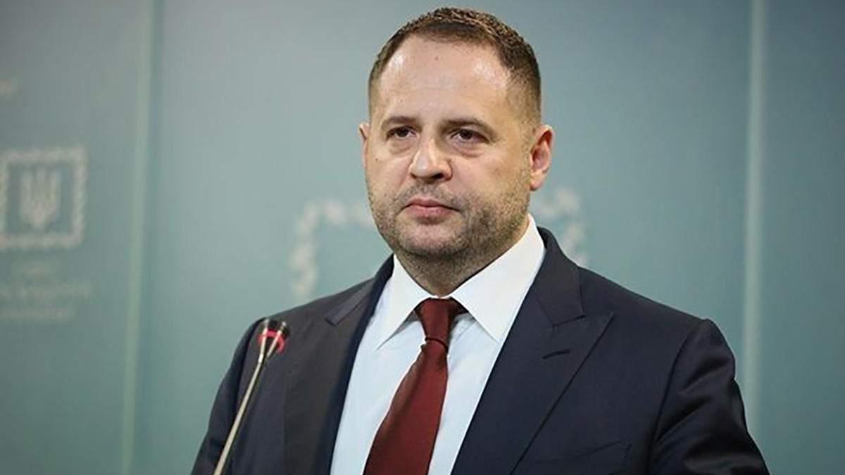 Андрій Єрмак: Жителям Криму вистачає води