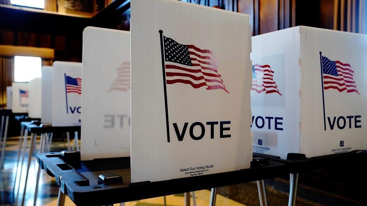 Вибори в США ще не завршились: що відомо станом на 6 листопада?