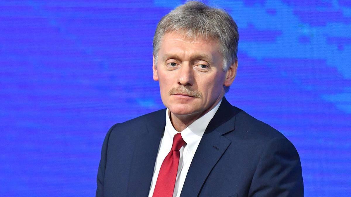 У Кремлі зухвало відреагували на вимогу скасувати видачу паспортів на Донбасі