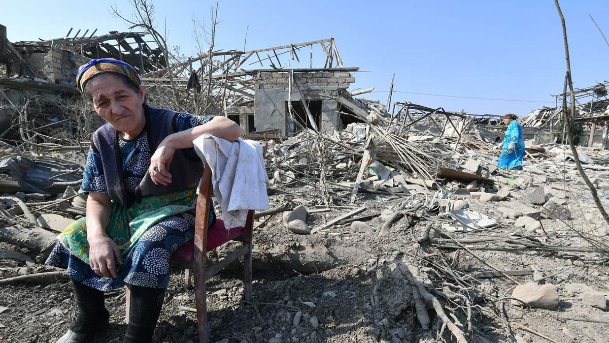Нагорный Карабах - кто проигрывает войну - Канал 24