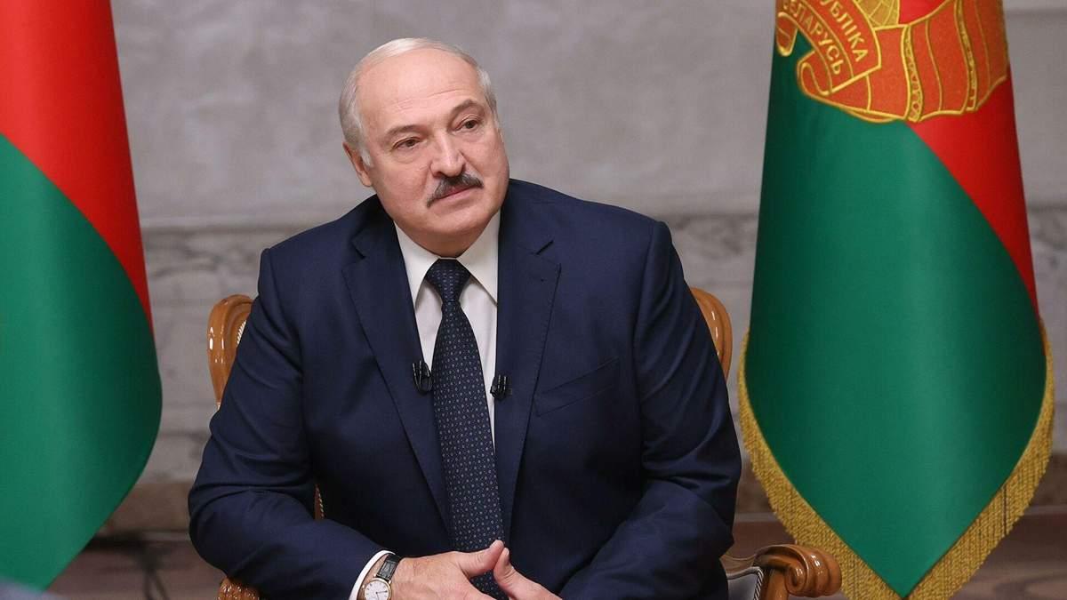 У Євросоюзі ввели санкції проти Лукашенка