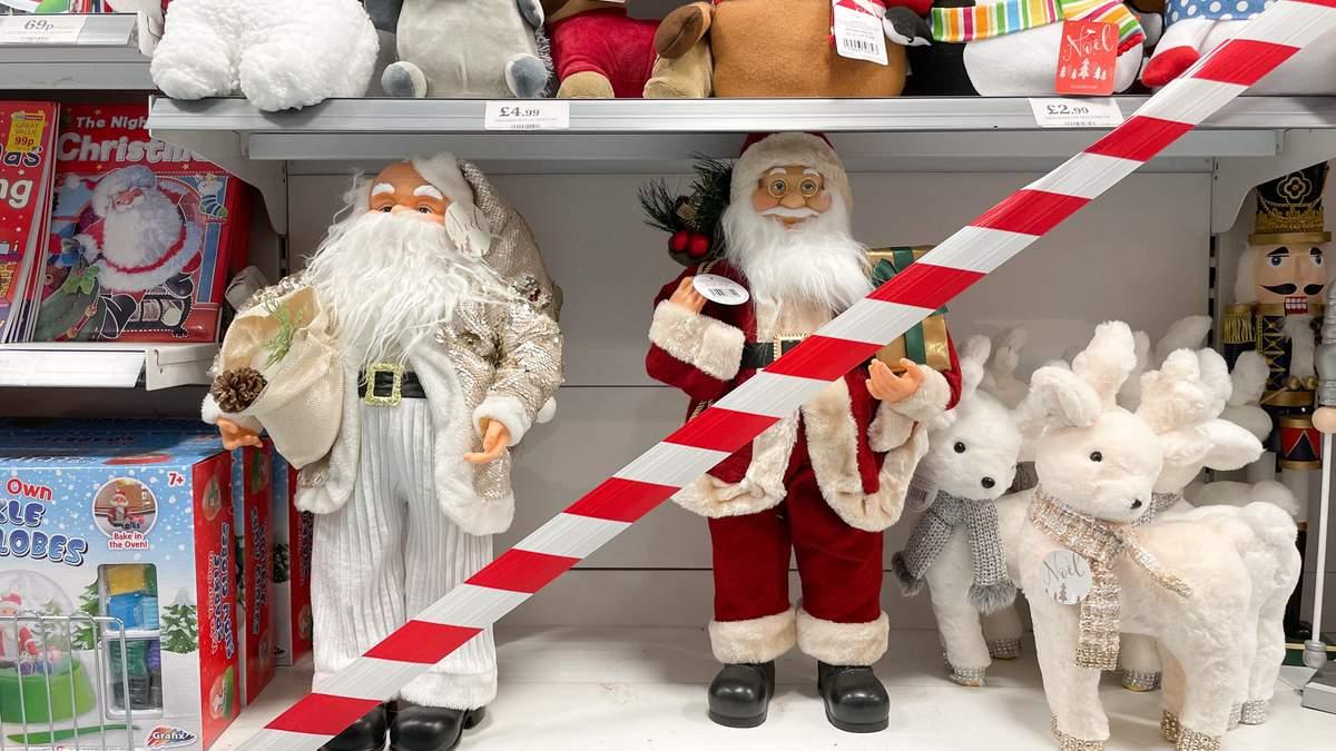 Різдвяні свята 2020: чи скасовують заходи в Україні