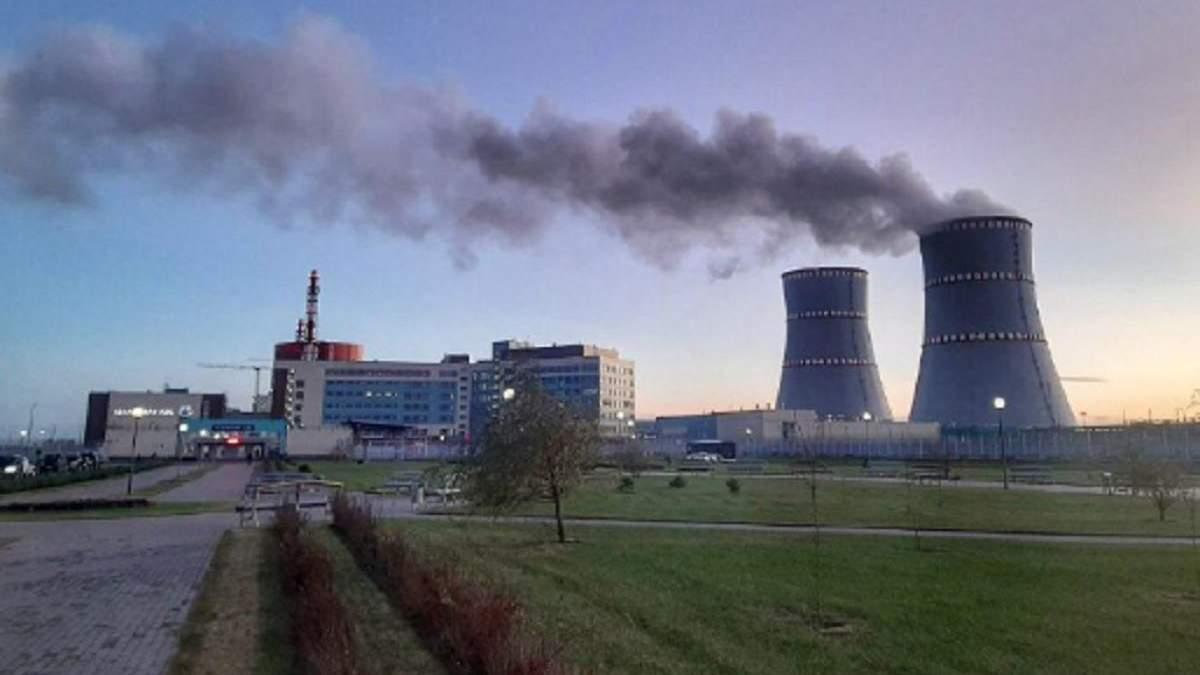 Лукашенко відкрив у Білорусі першу АЕС 07.11.2020: деталі