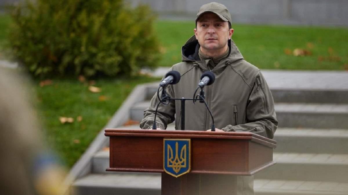 Восстановление контроля за границей на Донбассе: заявление Зеленского