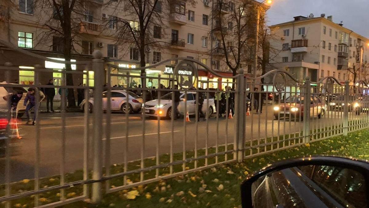 ДТП на переході у Харкові: який стан постраждалих