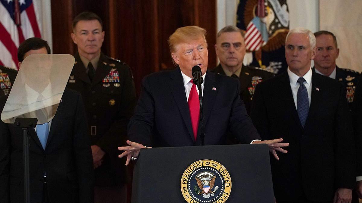 Вибори ще не закінчилися: Трамп створив спецгрупу та збирає пожертви