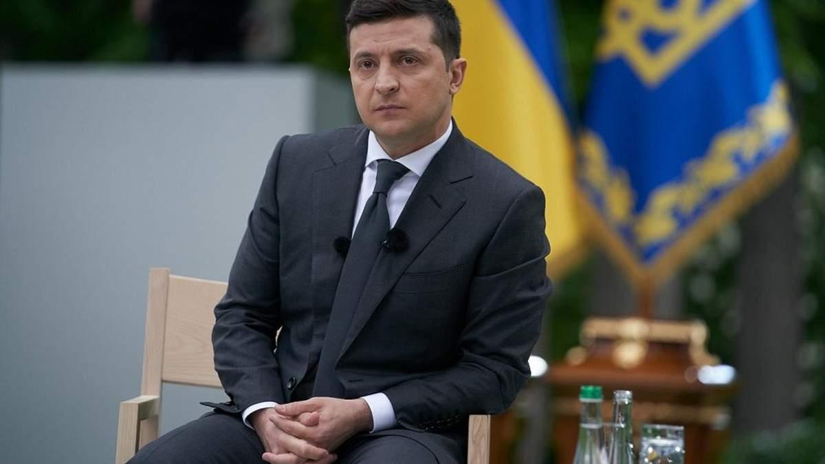 Нападение в Кривом Роге 06.11.2020: реакция президента Зеленского