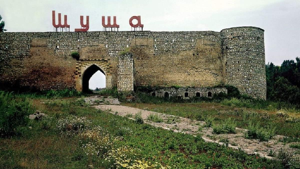 Азербайджан підійшов до міста Шуші - поряд з столицею Карабаху