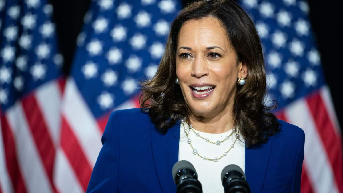 Камала Харрис: биография вице-президента США - кто она
