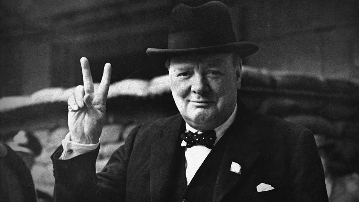 Вінстон Черчиль