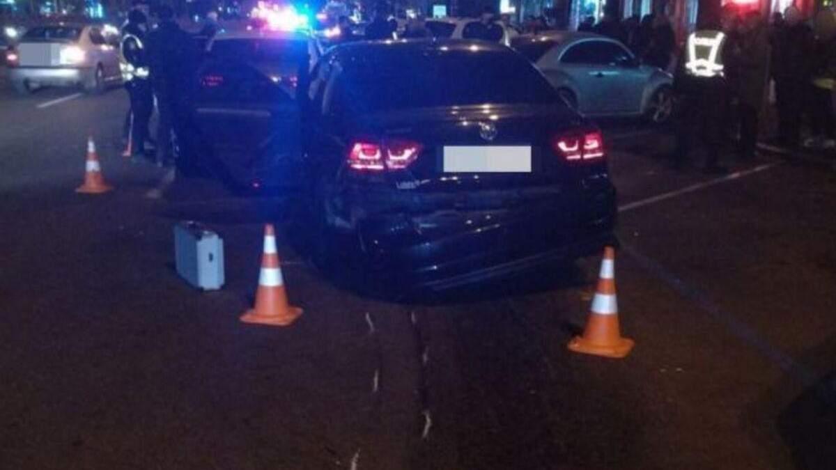 Водієві, який спричинив ДТП у Харкові, повідомили про підозру