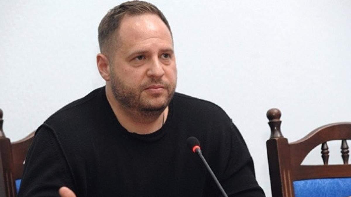 Андрей Ермак заболел на коронавирус - детали