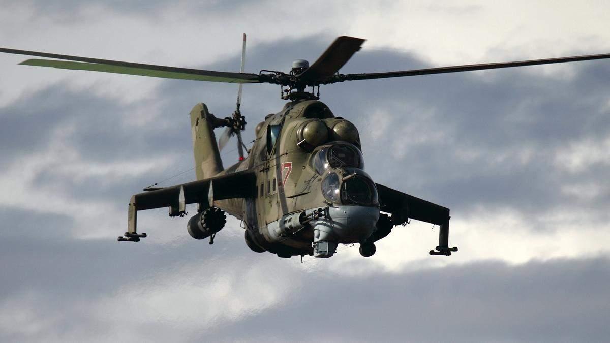 Сбит вертолет возле Азербайджана: есть погибшие – видео