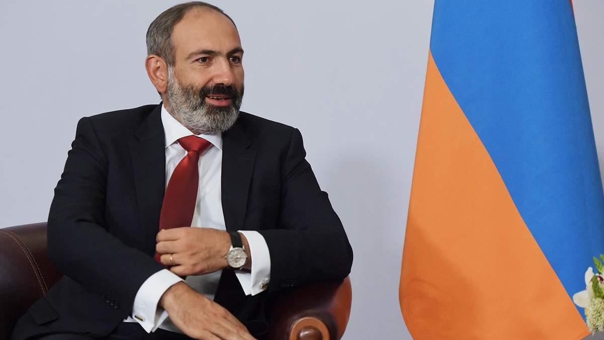 Вірменія, Азербайджан і Росія підписали угоду щодо припинення війни в Карабасі: заява Пашиняна