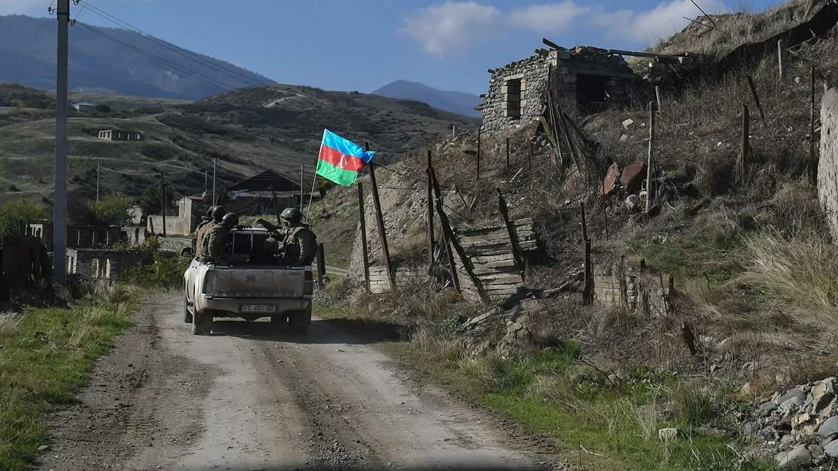 Мир у Нагірному Карабасі: деталі історичної угоди Азербайджану, Росії та Вірменії