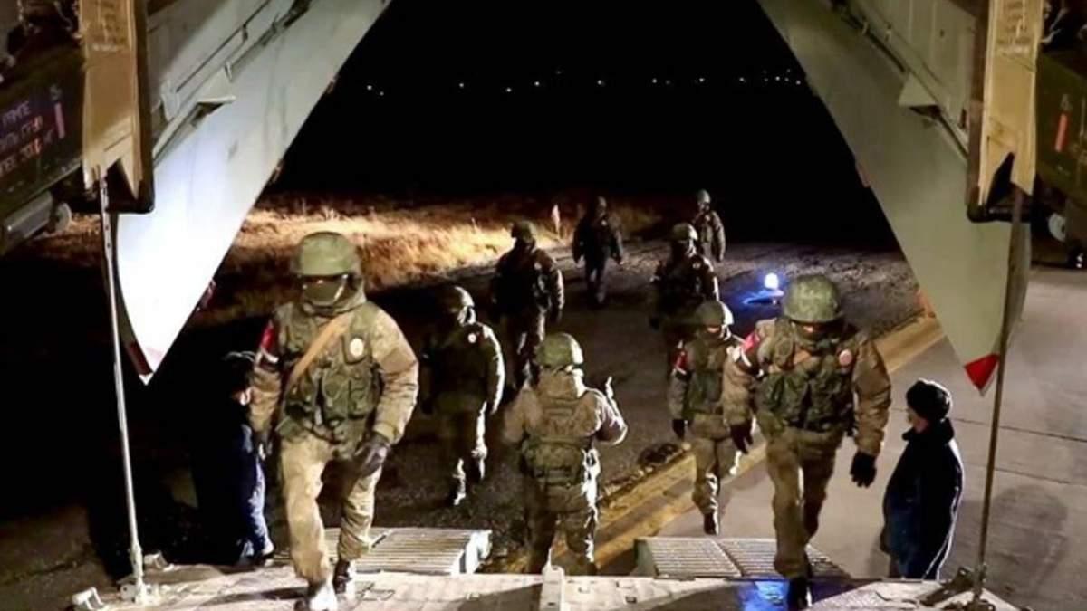 Российские миротворцы в Нагорном Карабахе: что известно - видео