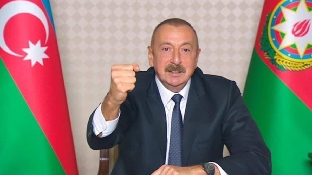 К черту отправился твой статус, - Алиев высмеял Пашиняна