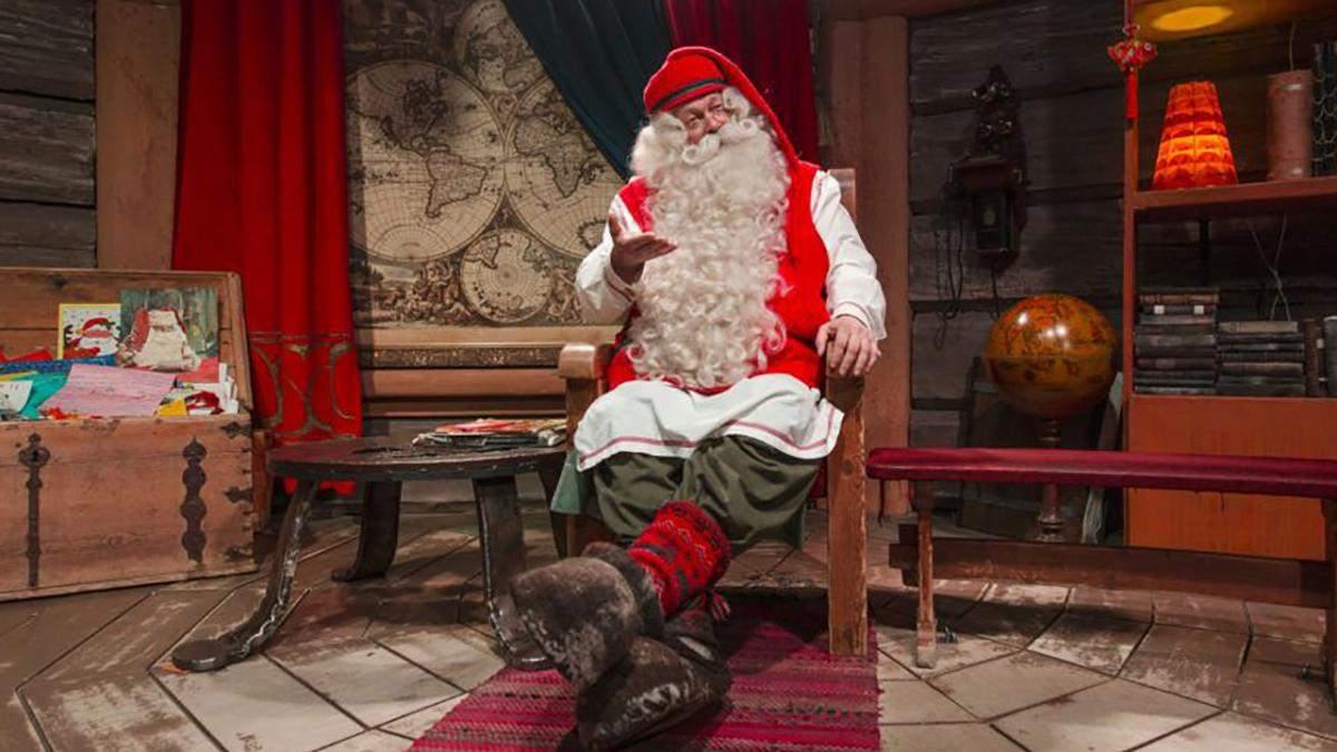 Резиденція Санта-Клауса перейшла на віддалений режим роботи