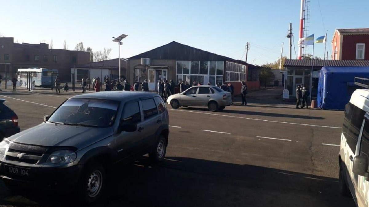 Россия не открыла КПВВ: Резников пояснил, что это значит