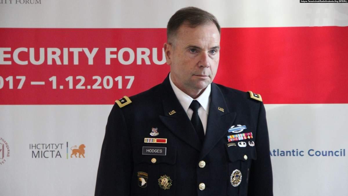 Російські миротворці є скоріш окупантами, – генерал США Годжес